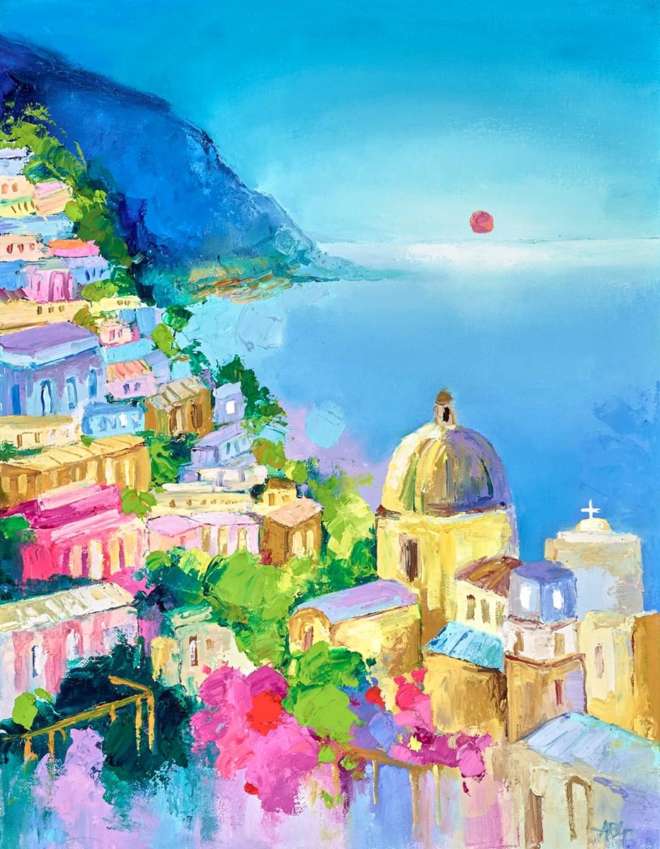 Amalfi Evening III